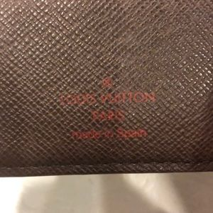 Louis Vuitton Bags - Louis Vuitton compact wallet with coin section